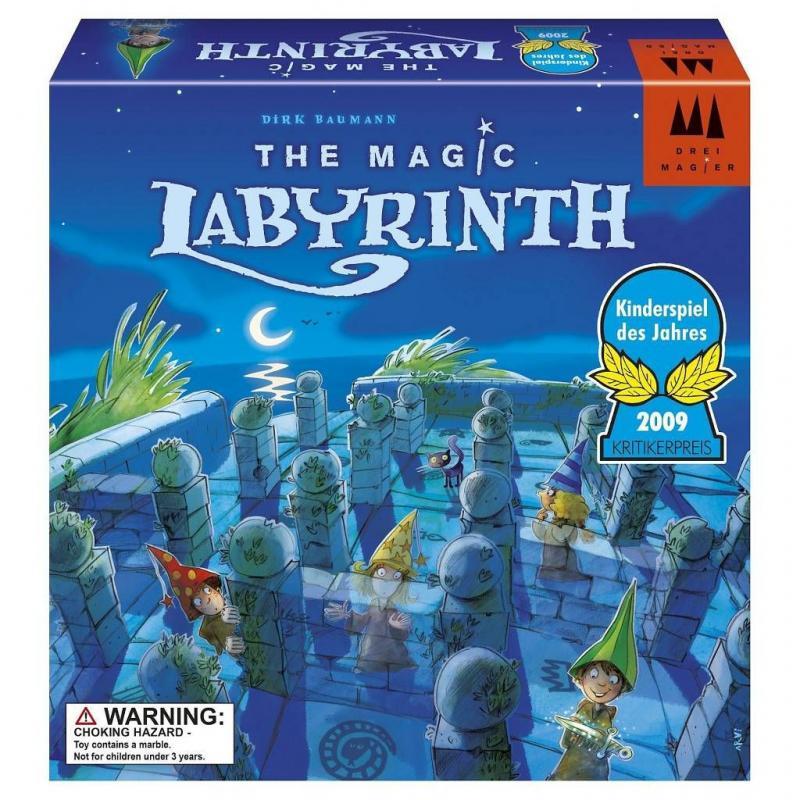 настольная игра The Magic Labyrinth Волшебный лабиринт