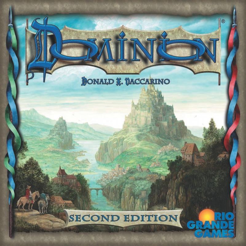 настольная игра Dominion (Second Edition) Доминион (второе издание)