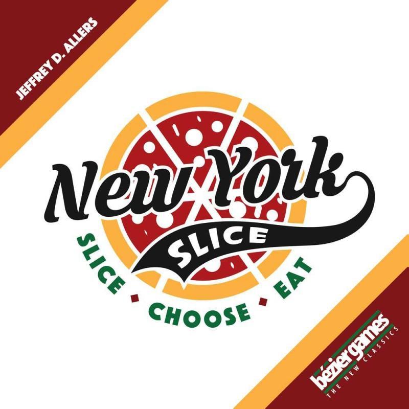 настольная игра New York Slice Нью-Йорк срез