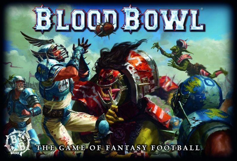 настольная игра Blood Bowl (2016 edition) Кровавая чаша (издание 2016 года)