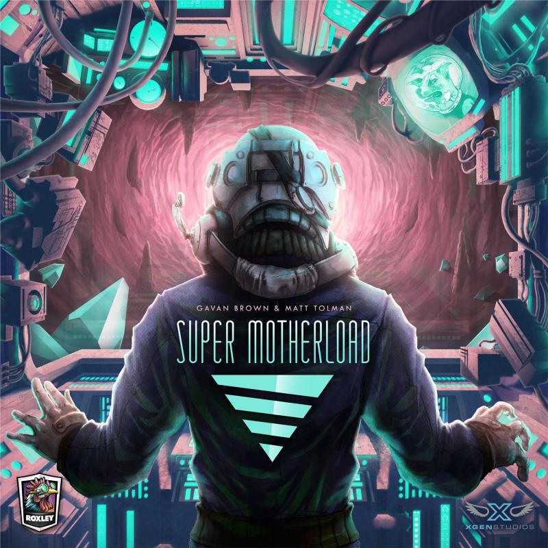 настольная игра Super Motherload