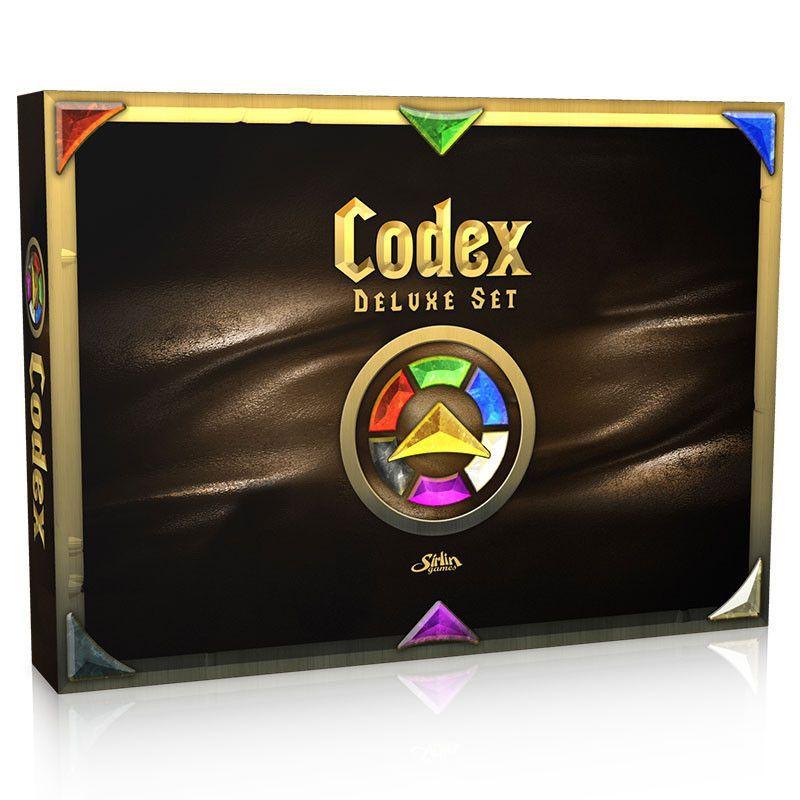 настольная игра Codex: Card-Time Strategy – Deluxe Set Кодекс: Стратегия карточного времени - Deluxe Set
