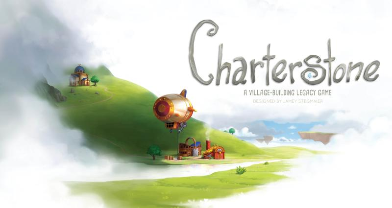 настольная игра Charterstone