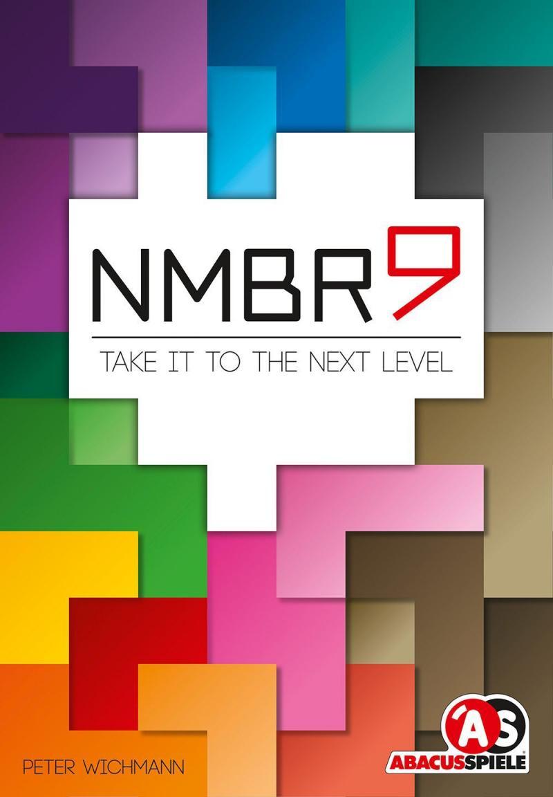 настольная игра NMBR 9