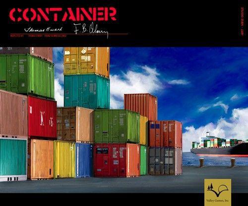 настольная игра Container Контейнер