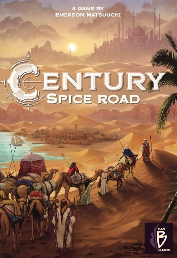 настольная игра Century: Spice Road Век: Spice Road