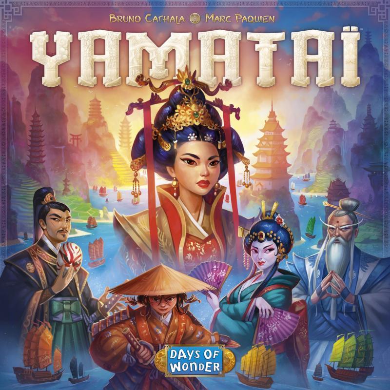 настольная игра Yamataï Yamatai