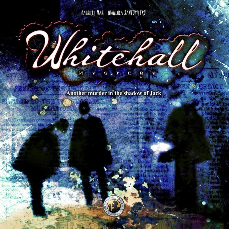 настольная игра Whitehall Mystery Тайна Уайтхолла
