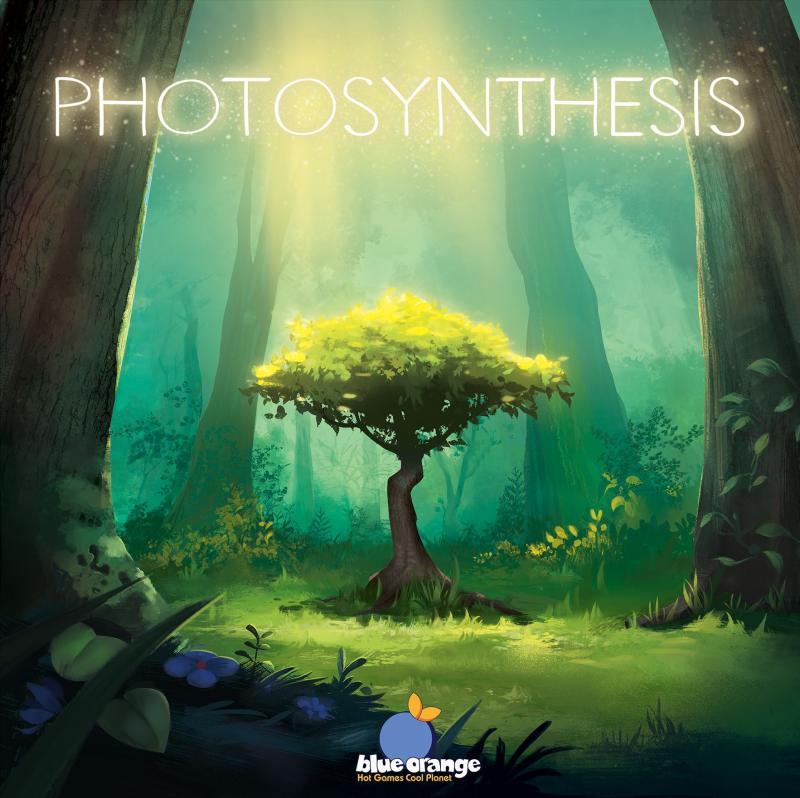 настольная игра Photosynthesis Фотосинтез