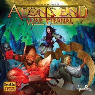 настольная игра Aeon's End: War Eternal Конец Эона: вечная война
