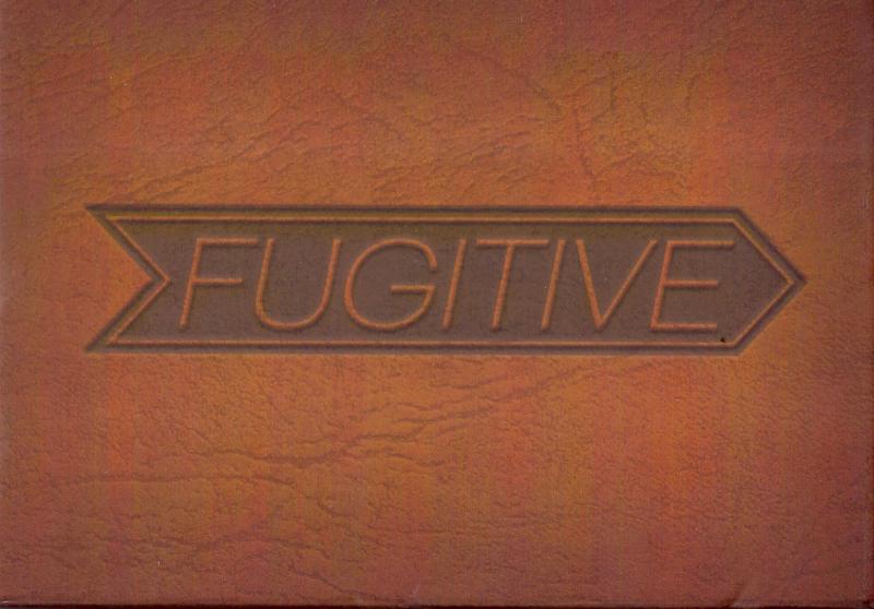 настольная игра Fugitive Беглец