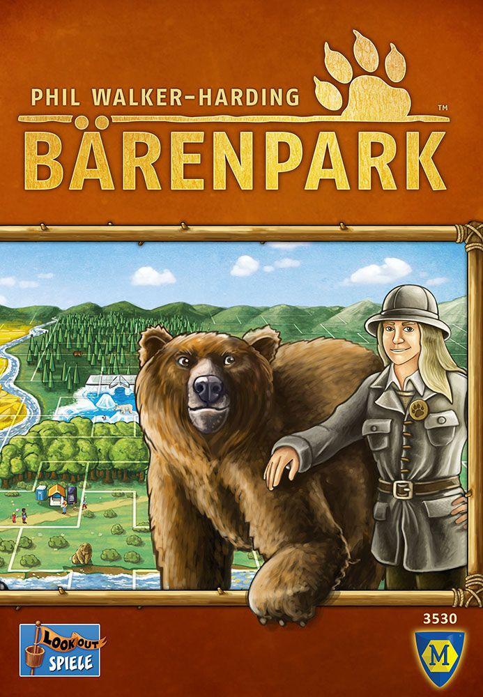 настольная игра Bärenpark