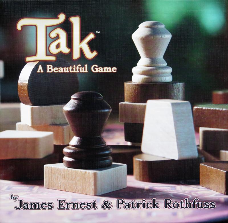 настольная игра Tak