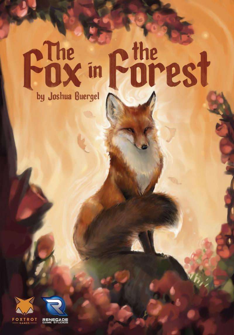 настольная игра The Fox in the Forest Лиса в лесу