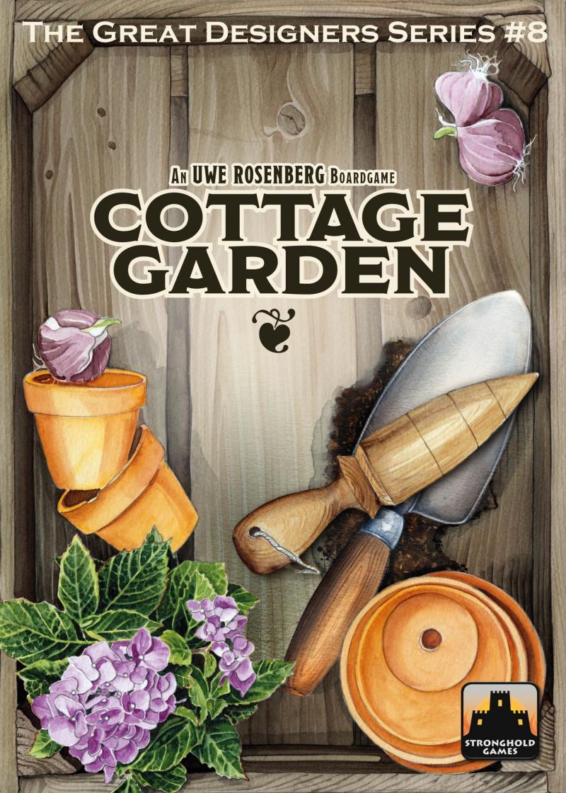 настольная игра Cottage Garden Коттедж Сад