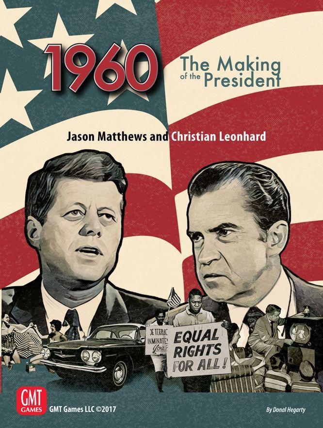 настольная игра 1960: The Making of the President 1960: создание президента