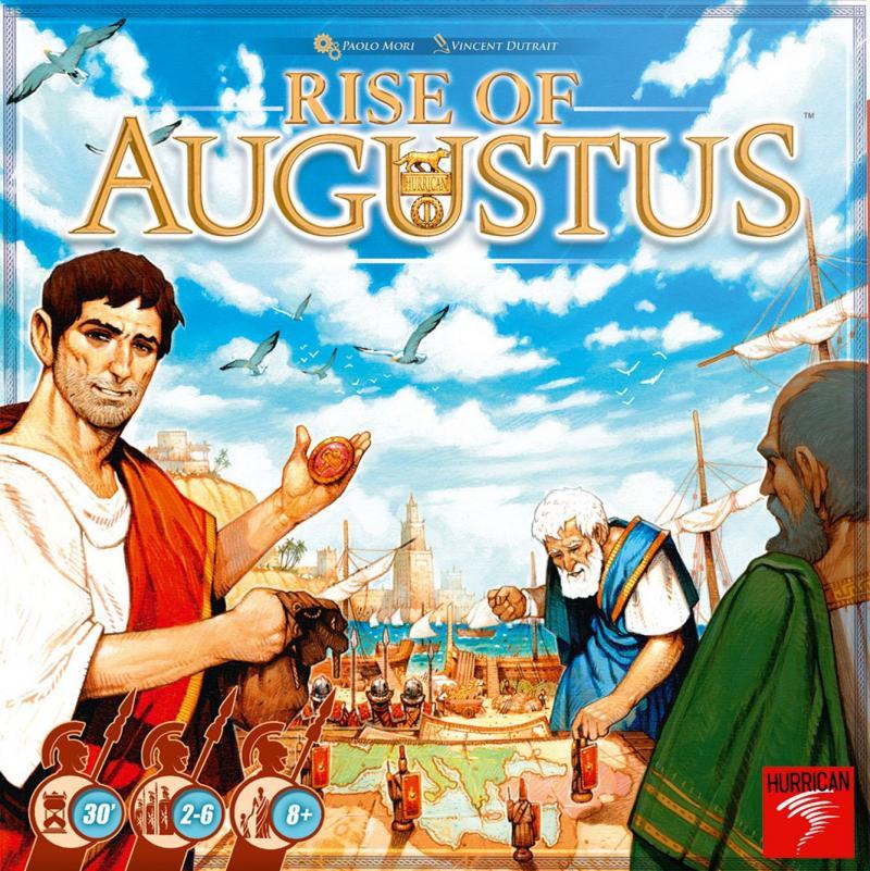 настольная игра Rise of Augustus Восстание Августа