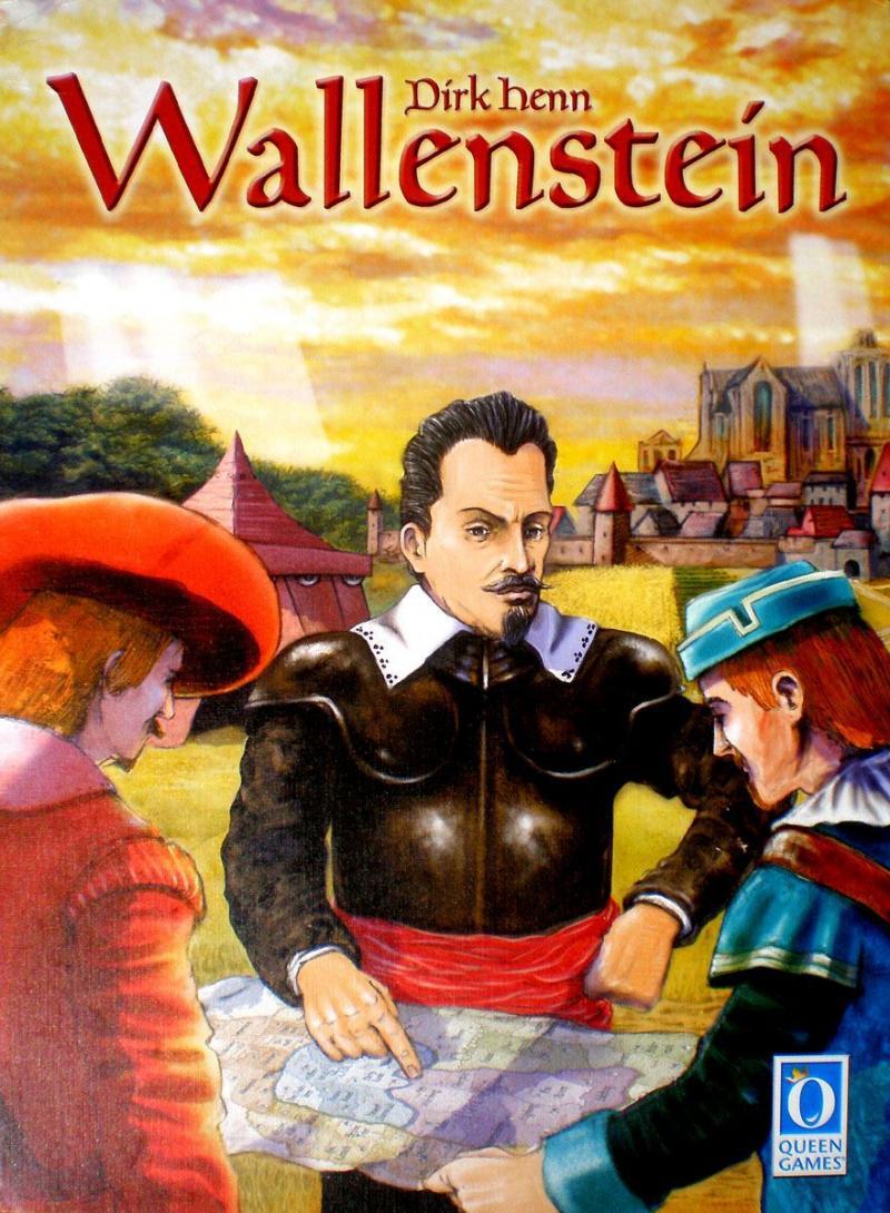 настольная игра Wallenstein Валленштейн