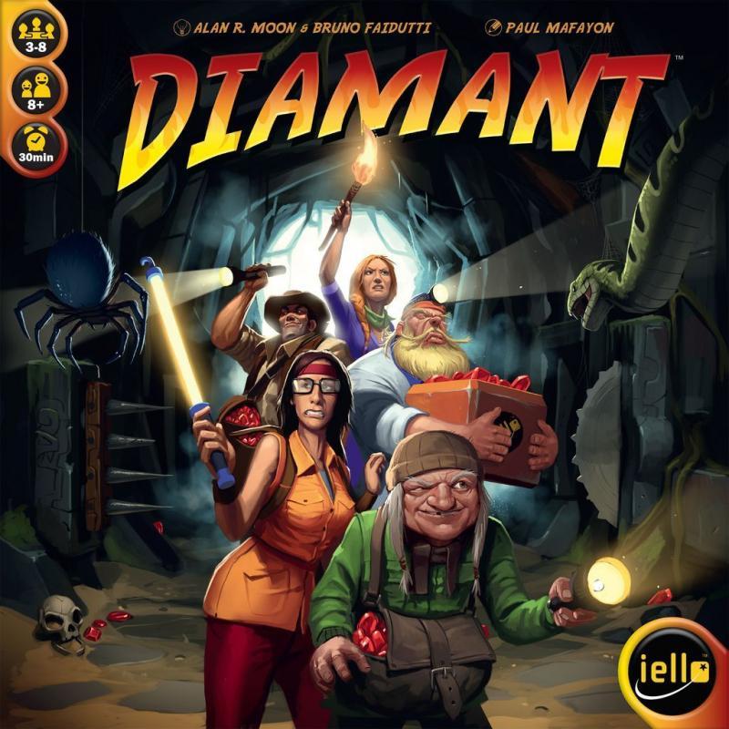 настольная игра Diamant