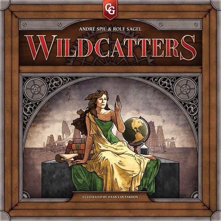 настольная игра Wildcatters Авантюристам