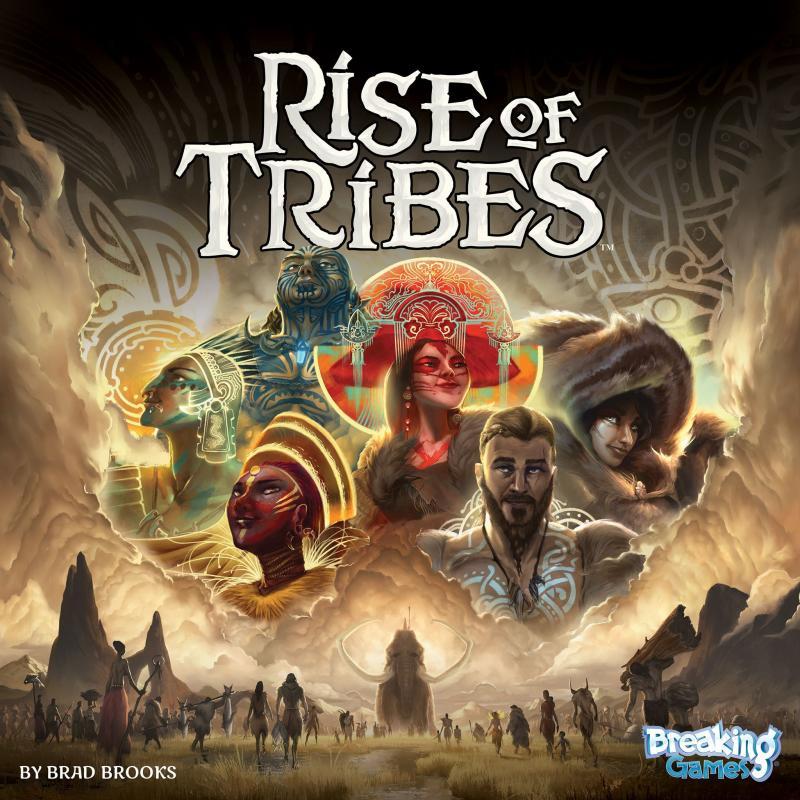 настольная игра Rise of Tribes Восстание племен