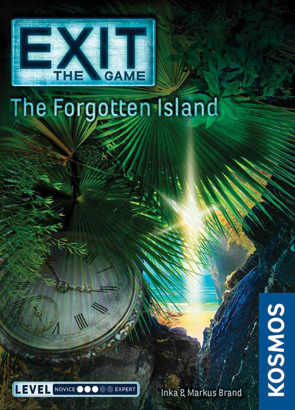 настольная игра Exit: The Game – The Forgotten Island Выход: Игра - Забытый Остров