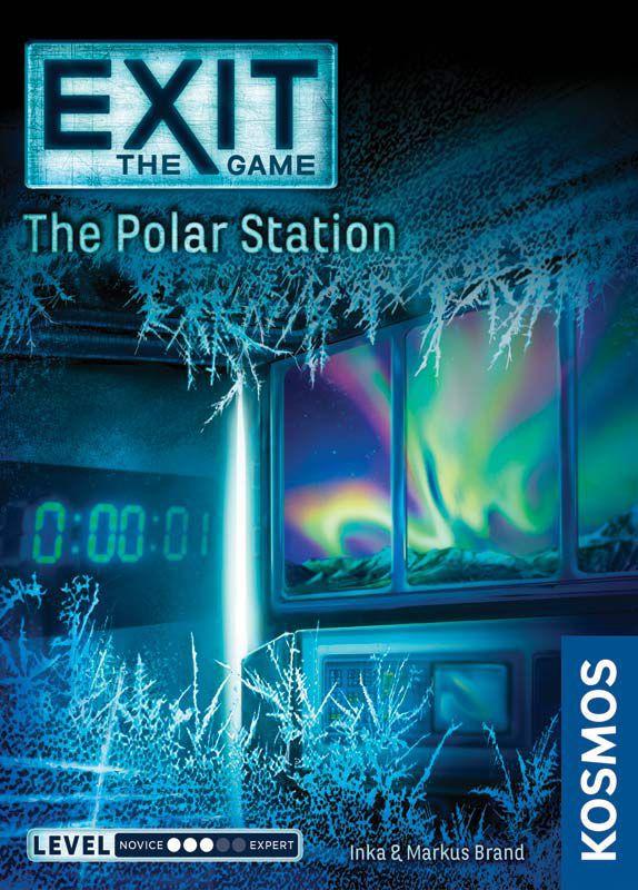 настольная игра Exit: The Game – The Polar Station Выход: Игра - Полярная Станция