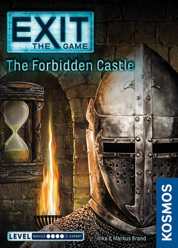 настольная игра Exit: The Game – The Forbidden Castle Выход: Игра - Запретный замок