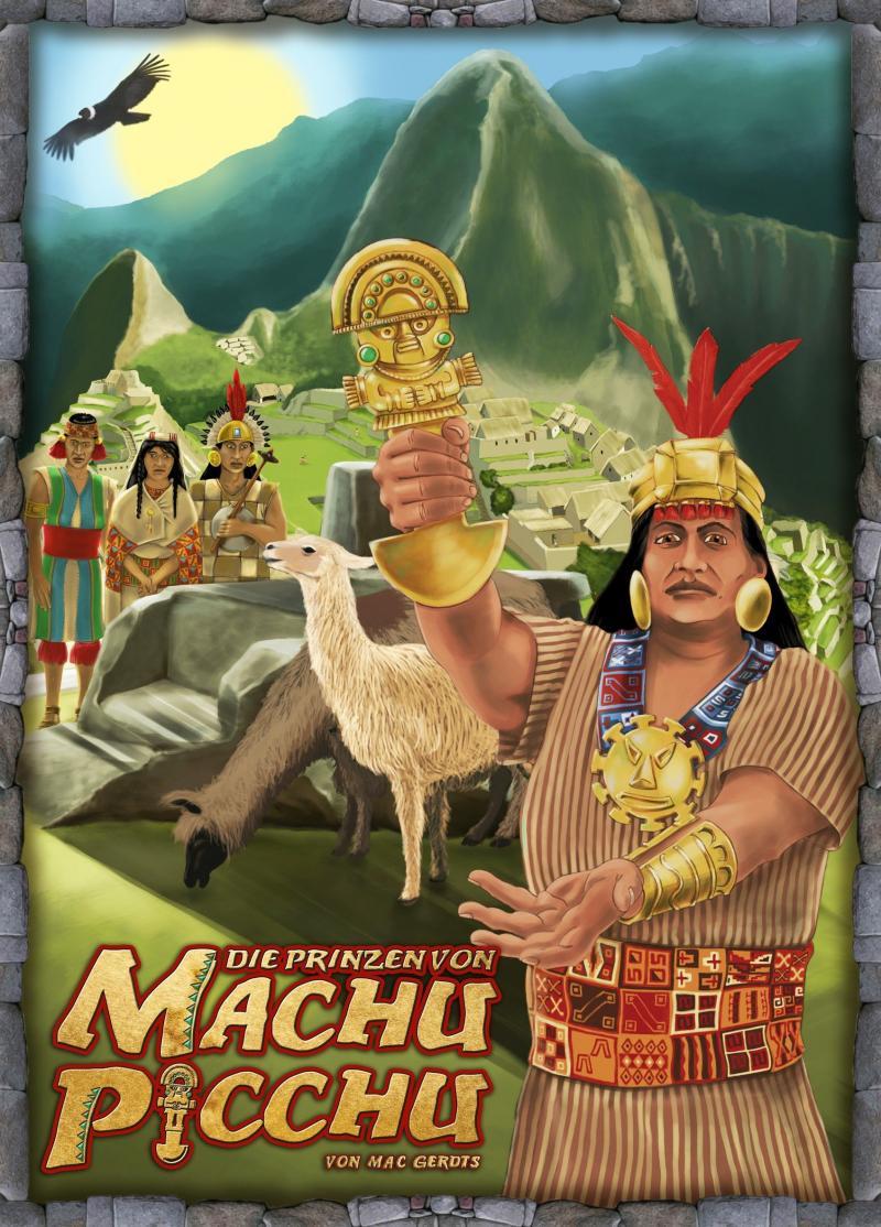 настольная игра The Princes of Machu Picchu Князья Мачу-Пикчу
