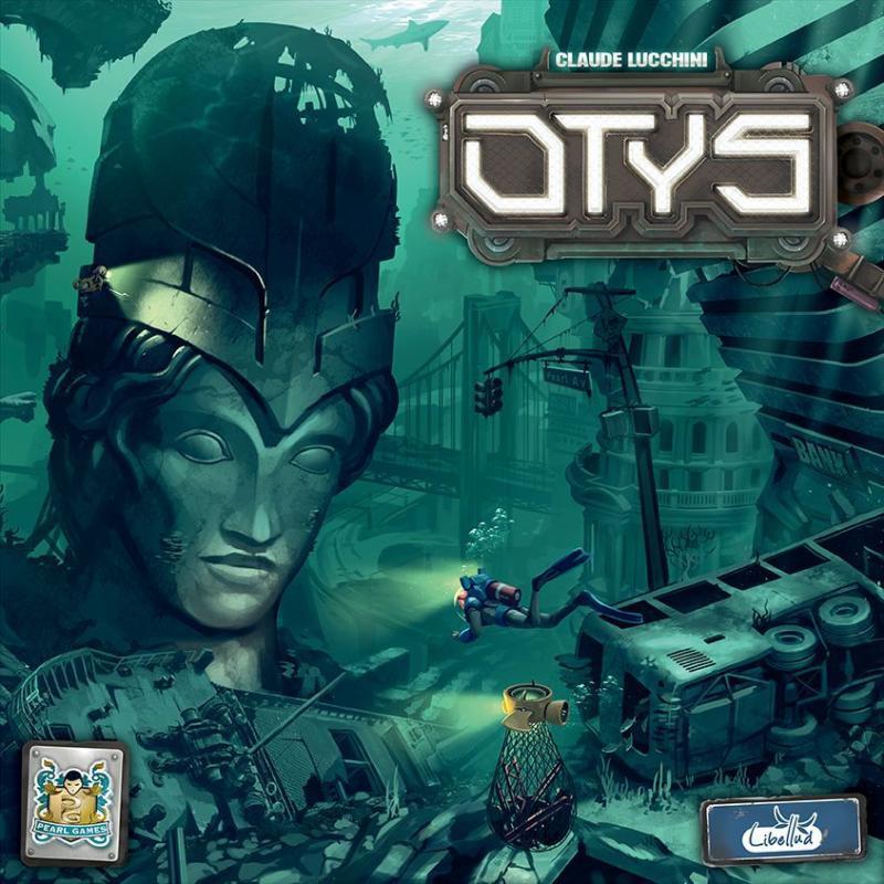 настольная игра Otys OTYS