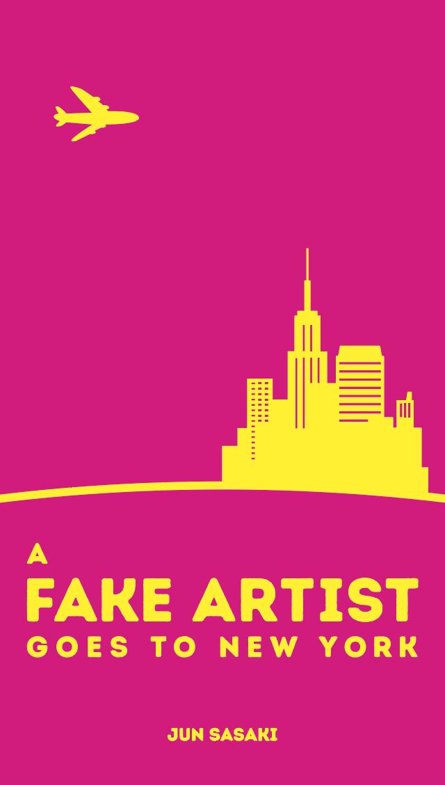 настольная игра A Fake Artist Goes to New York Поддельный художник едет в Нью-Йорк