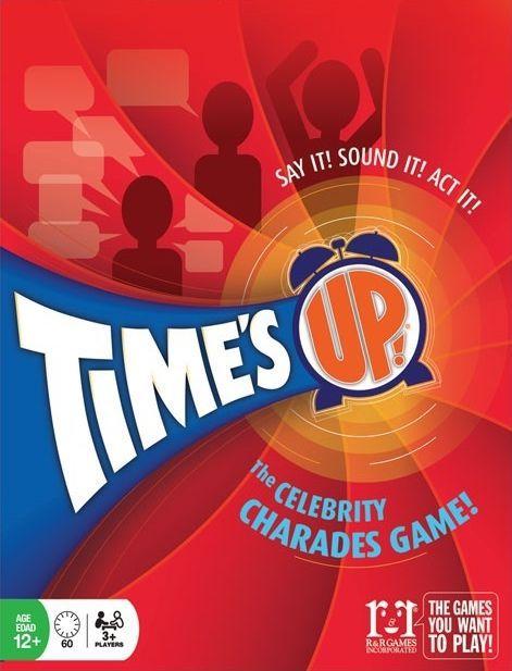 настольная игра Time's Up! Время вышло!