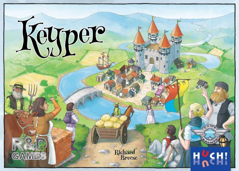 настольная игра Keyper