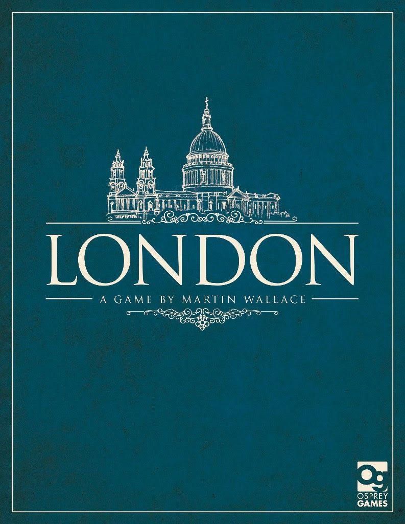 настольная игра London (Second Edition) Лондон (второе издание)