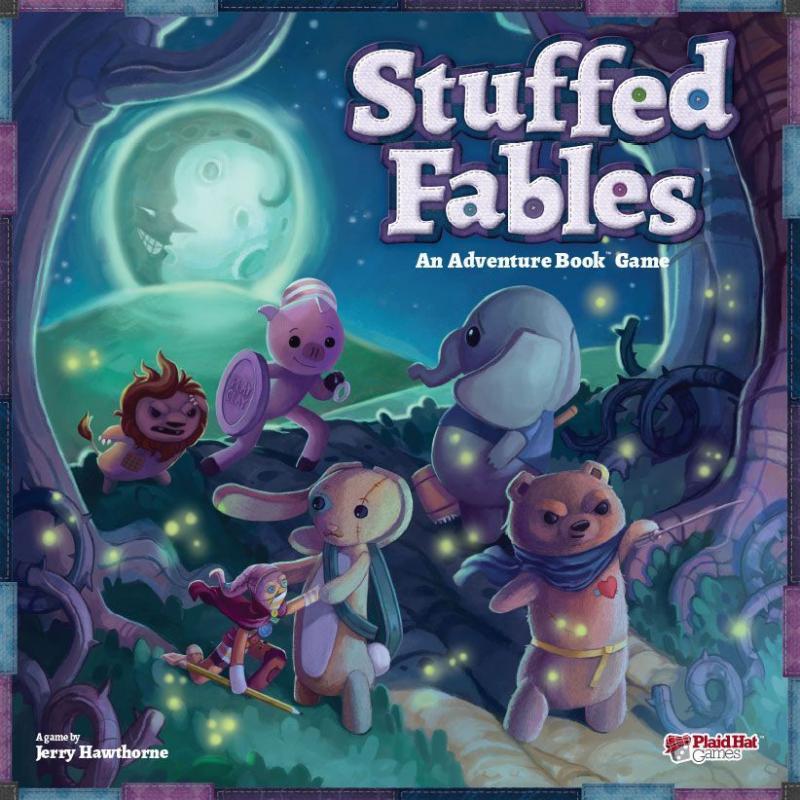 настольная игра Stuffed Fables Фаршированные басни
