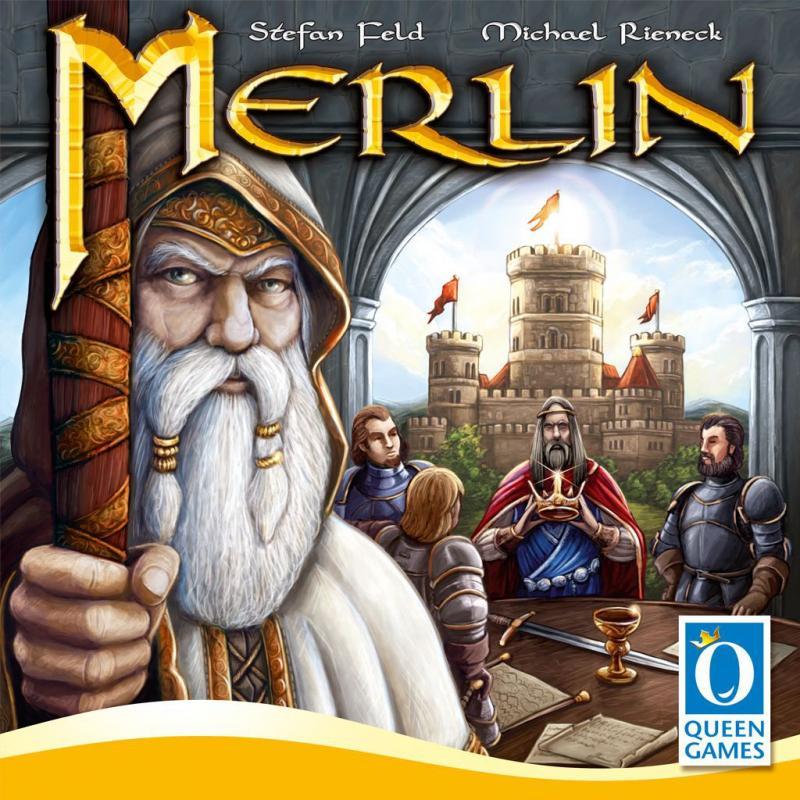 настольная игра Merlin Мерлин
