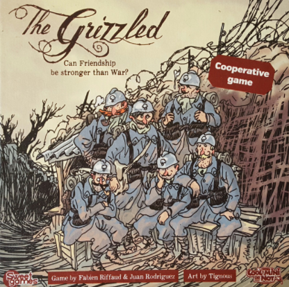 настольная игра The Grizzled Седые