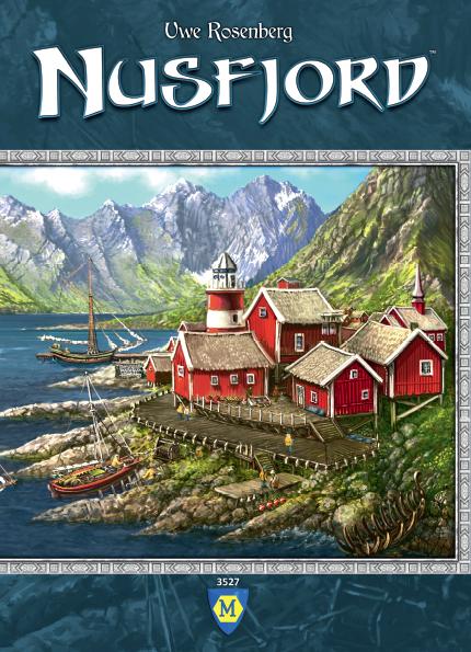 настольная игра Nusfjord