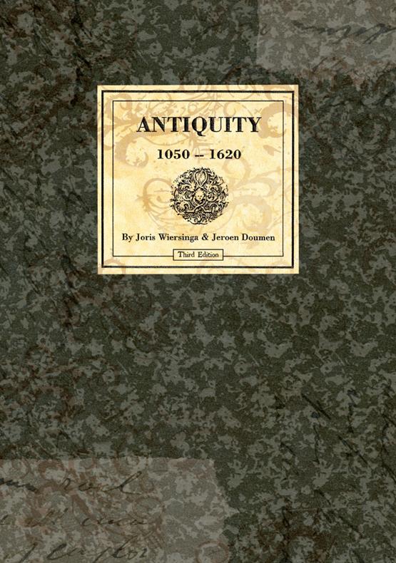 настольная игра Antiquity Древность