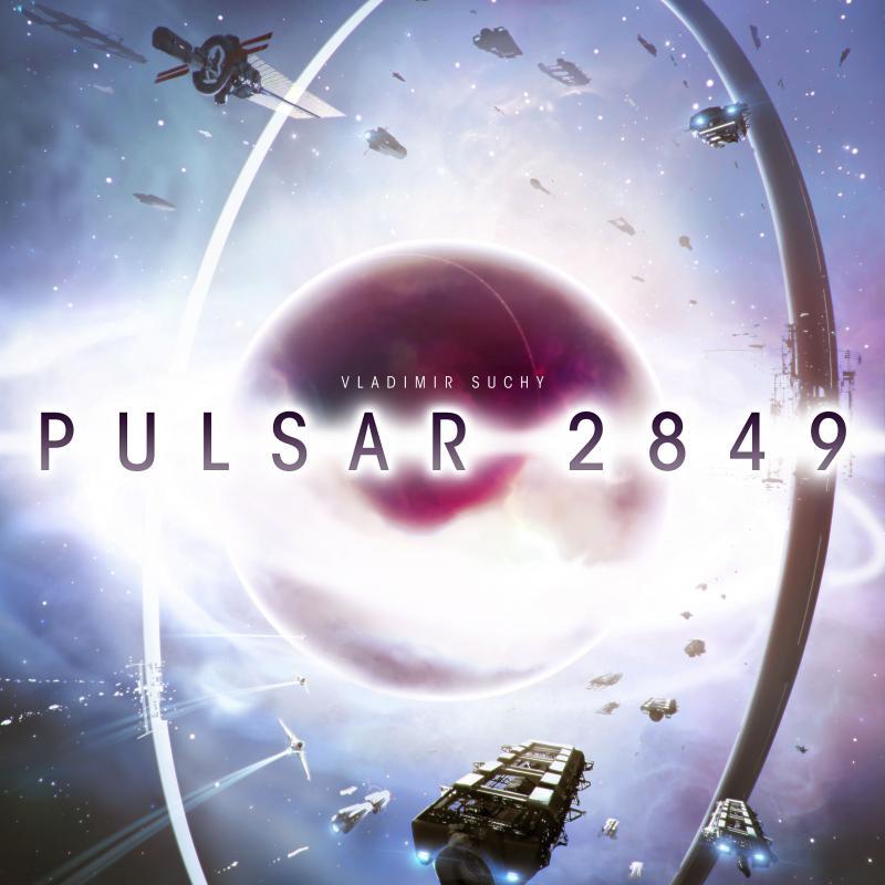 настольная игра Pulsar 2849 Пульсар 2849