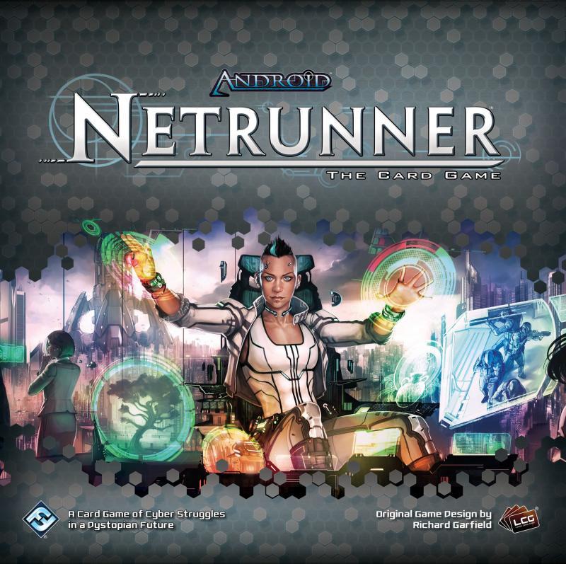 настольная игра Android: Netrunner
