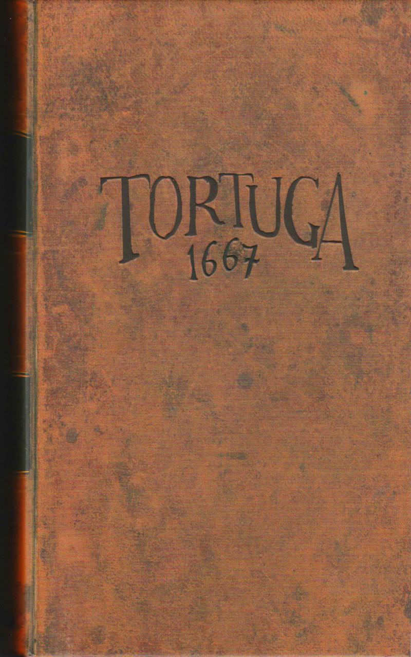 настольная игра Tortuga 1667 Тортуга 1667