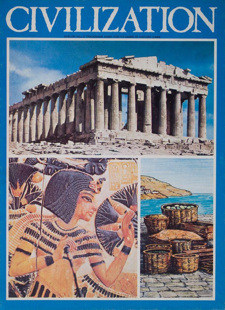 настольная игра Civilization Цивилизация