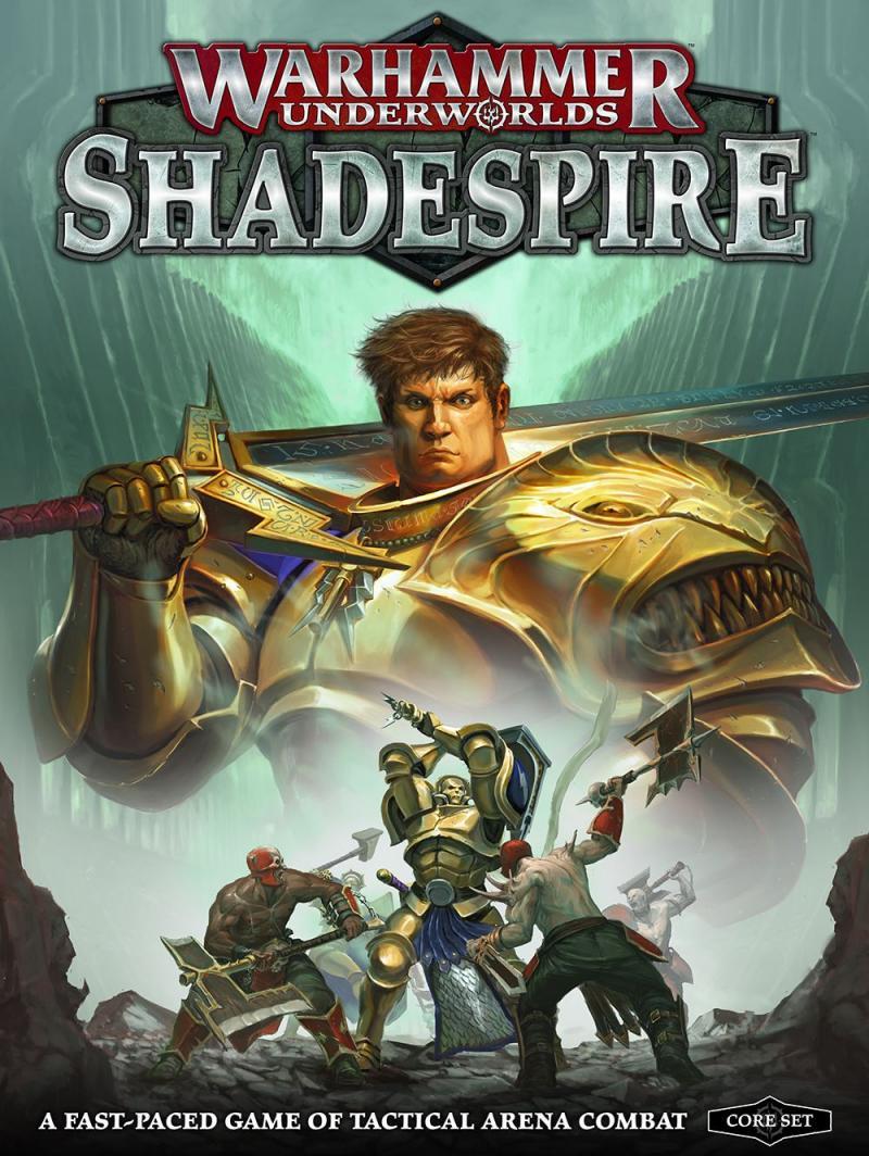 настольная игра Warhammer Underworlds: Shadespire Подземные Миры Молота: Шепшпиль