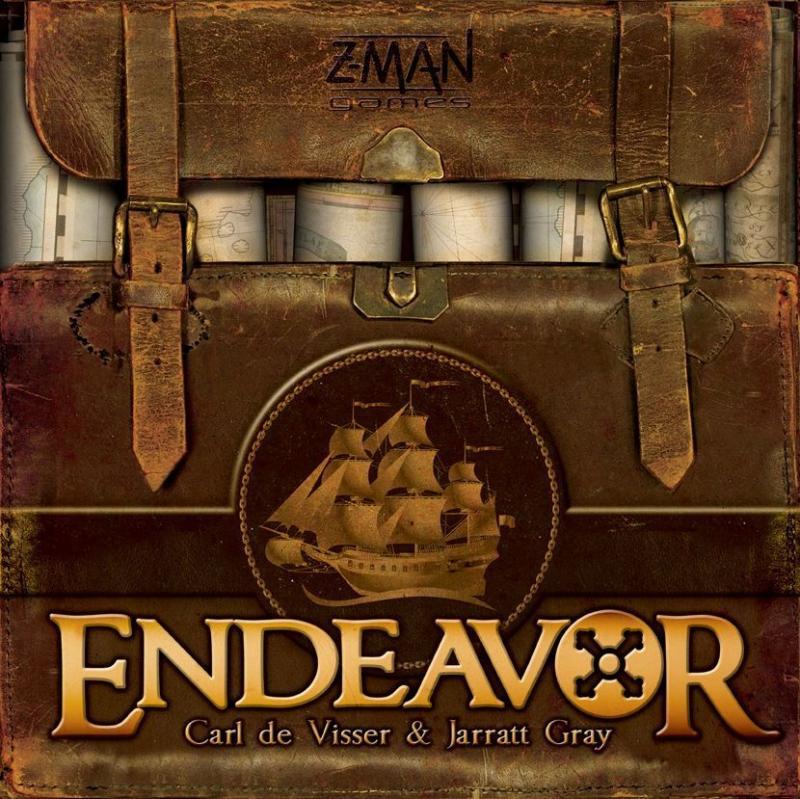настольная игра Endeavor Прилагать усилия