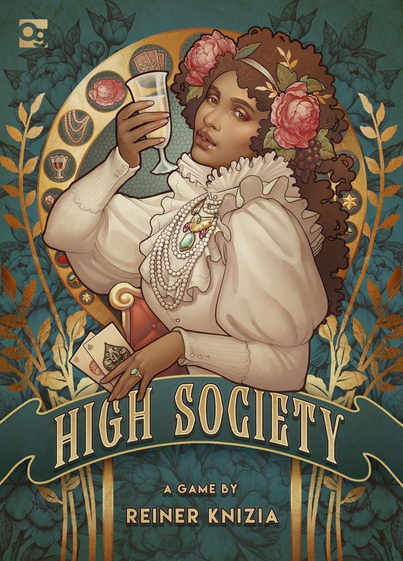 настольная игра High Society Высшее общество
