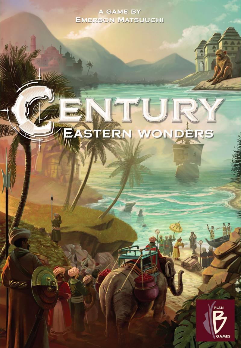 настольная игра Century: Eastern Wonders Век: восточные чудеса