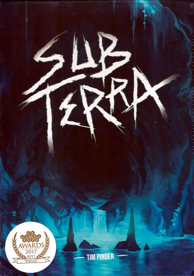 настольная игра Sub Terra