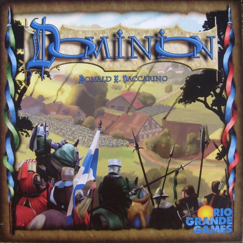 настольная игра Dominion Владычество