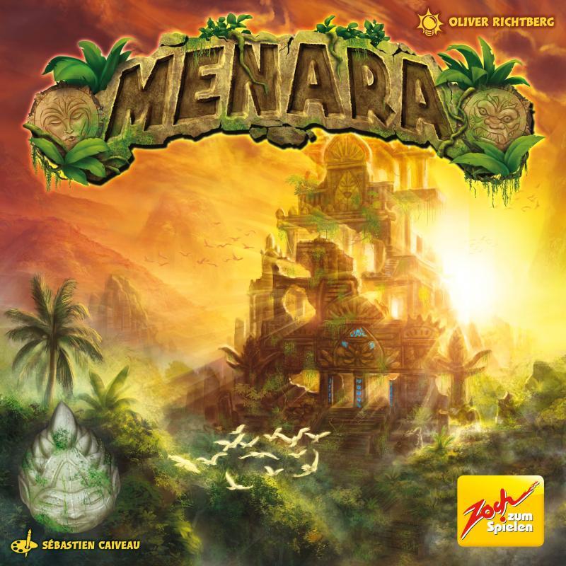 настольная игра Menara Менара